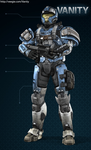 wolf 305 halo reach version by Wolf-S305