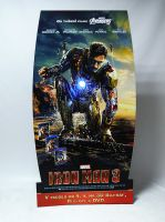 Iron Man stand with glowing chest part by Salvenius
