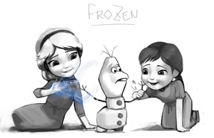 Frozen by sbc228