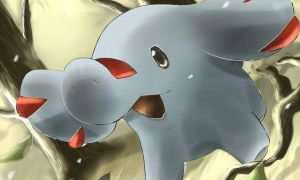 Pokemon Phanpy Silvestre