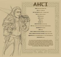 Ahti : Character sheet by NeithTK