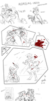Assassins creed: sketch dump by Nekoshiba