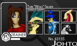 IPL Trainer Card by LupusSilvae