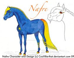 Nafre by Willow-Tree-Stables