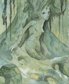 Weeping Willow by shadowgirl