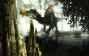 Queen of the Swamp by Hydrallon