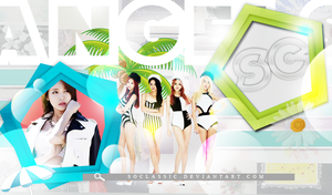 GIRLS DAY [SUMMER] ANGELS FOREVER by SoClassic