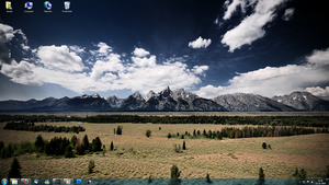 Desktop: 15-11-09 by Jamush