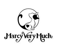 Cat Logo - Marcy Very Much by sobeyondthis