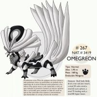 Pokemon Oryu 267 Omegreon by shinyscyther