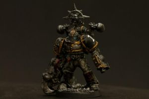 Iron Warriors Champion (2) by Krieg231