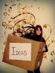 Have Big ideas by byluluka
