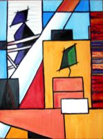 Still Life Abstract by Tomecko