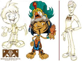 Maya Gimmicks and Concepts by JoniGodoy