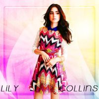 Packs Lily Collins by BestPhotopacksEverr