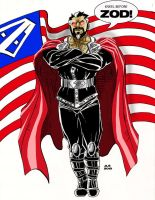 One Nation Under ZOD by JerryLSchick