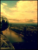 London Eye by rosiehardy