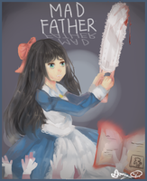 aya drevis - mad father by ATEL1ER