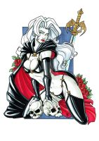 Lady Death Copics by AlexxiaTM