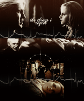 Dramione: The Things I Regret by dracobsessed