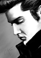Elvis Presley by 79ChristinaS