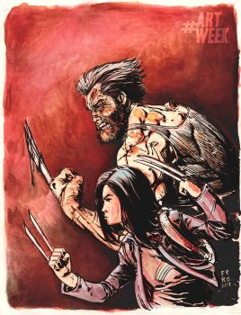 Logan by Fpeniche