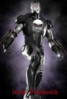 Iron Punisher by ODST-General