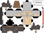 Cubee - Count Dooku by CyberDrone