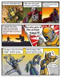 Which Mando by 7hot-feanorians