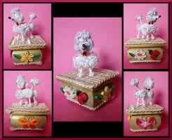 Dog jewerly box by AutumnNightBat