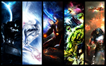 Marvel Wallpaper by NonFiction77