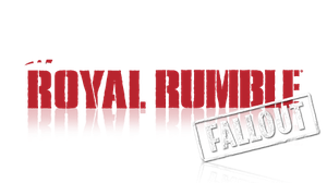 WWE Royal Rumble Fallout 2015 Logo by Wrestling-Networld