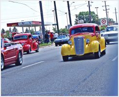 Gratiot Cruise 2 by GrotesqueDarling13