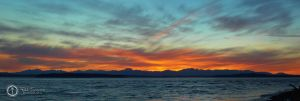 Puget Sound and the Olympic Peninsula by SilentMobster42