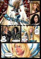 top cow sample page 1 by Luaprata91