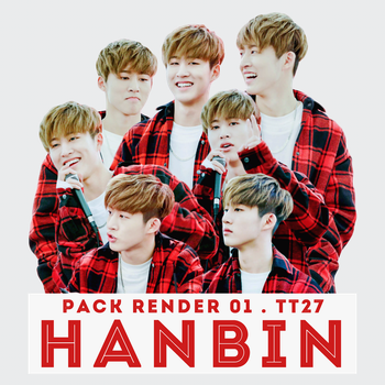 [PACK RENDER #01] iKON HANBIN by TT27