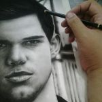 Taylor in progress by ManoelAntonio