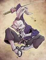 Usagi Yojimo Colored By Martin by NewEraStudios