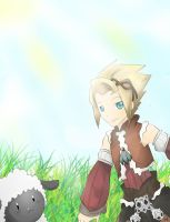 Fan Art - Micah - Rune Factory 3 by xzbonbon