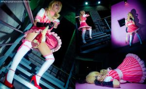 Bad Girl - No More Heroes by Sandyboutique