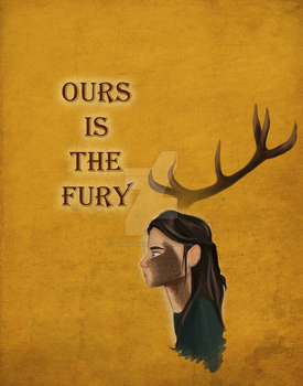 Ours is the fury by TopHatTurtle