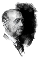 Edgar Rice Burroughs by thdark