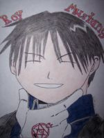 Colonel Roy Mustang by Stars-of-Shooting