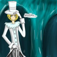 Excalibur..? by EpiKfurry