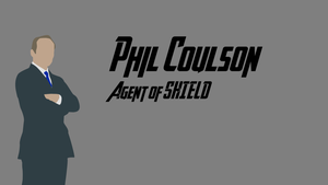 Agent Coulson by jdshepherd
