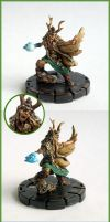 Miniatures - Wrath by Bjerg