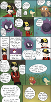 Kings and Pawns: A HGSS Nuzlocke - Page 21 by Parasols