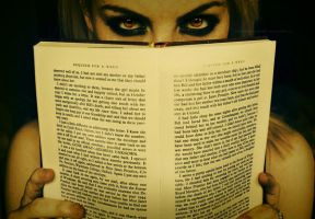 knowledge is power. by Dastorm-Photography