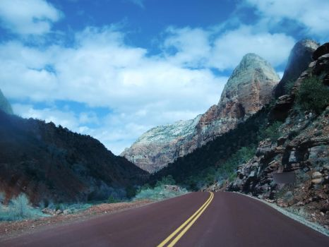 on the road again by ModestIsHottest