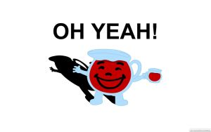 Kool-Aid Man: Oh Yeah! by Mrfletch1000